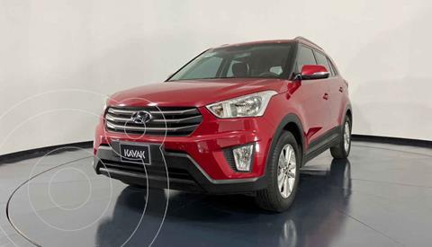 Hyundai Creta GLS Aut usado (2018) color Rojo precio $257,999