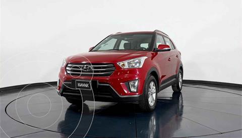 Hyundai Creta GLS usado (2017) color Rojo precio $259,999