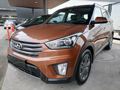Hyundai Creta Limited usado (2018) color Cafe precio $314,000