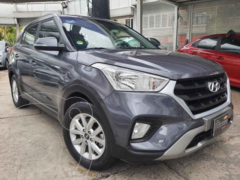 Hyundai Creta GLS usado (2020) color Gris precio $289,900