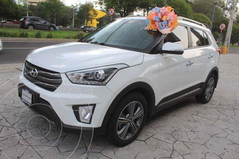 Hyundai Creta Limited Aut usado (2018) color Blanco precio $295,000