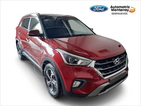 Hyundai Creta GLS PREMIUM TA usado (2020) color Rojo precio $334,900