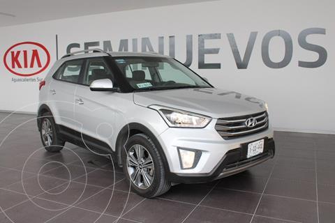 Hyundai Creta Limited usado (2018) color Plata Dorado precio $310,000