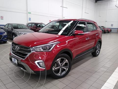 Hyundai Creta GLS Premium usado (2020) color Rojo precio $345,000