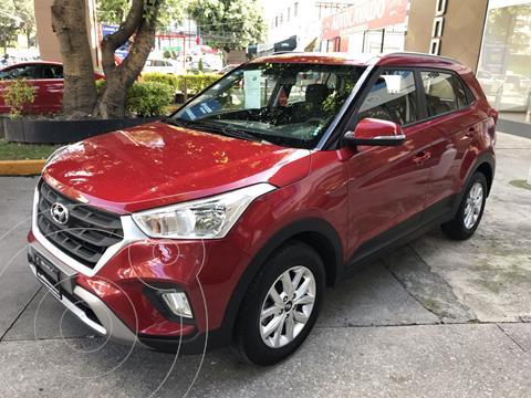 Hyundai Creta GLS usado (2019) color Rojo precio $310,000