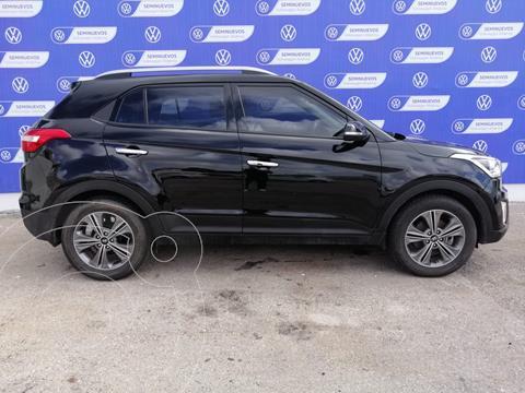 Hyundai Creta LIMITED 1.6L L4 AT usado (2018) color Negro precio $310,000