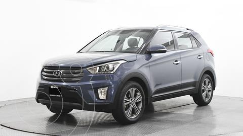 Hyundai Creta GLS Premium usado (2017) color Azul precio $271,936
