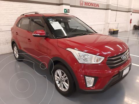 Hyundai Creta GLS Aut usado (2017) color Rojo precio $247,000