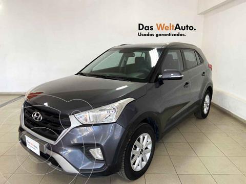 Hyundai Creta GLS usado (2020) color Gris precio $280,500
