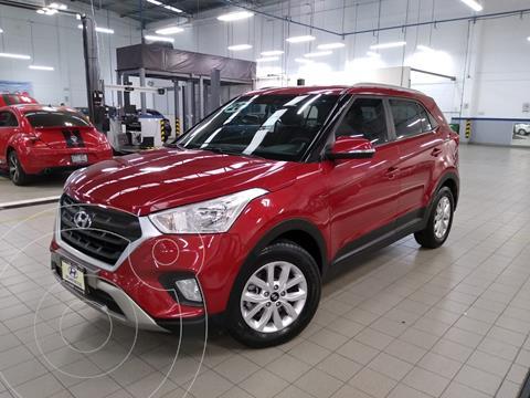 Hyundai Creta GLS Aut usado (2020) color Rojo precio $340,000