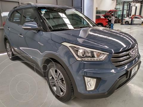Hyundai Creta Limited Aut usado (2018) color Azul precio $294,900