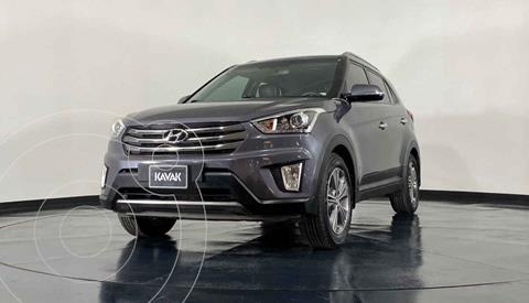 Hyundai Creta Limited Aut usado (2017) color Plata precio $292,999