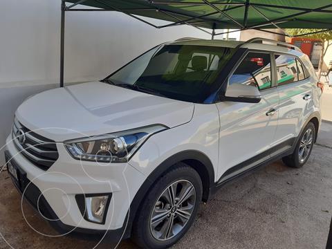 Hyundai Creta Limited usado (2017) color Blanco precio $250,000