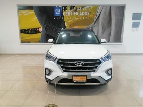 Hyundai Creta Limited usado (2019) color Blanco precio $319,000