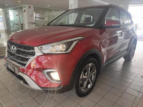 Hyundai Creta GLS Premium Aut usado (2020) color Rojo precio $335,000
