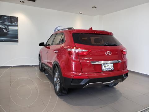 Hyundai Creta Limited usado (2018) color Rojo precio $300,000
