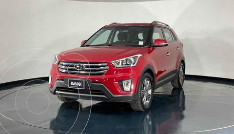 Hyundai Creta GLS Premium Aut usado (2017) color Rojo precio $293,999