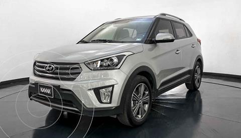 Hyundai Creta GLS Aut usado (2018) color Plata precio $267,999