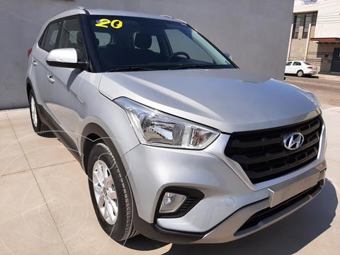 Hyundai Creta GLS usado (2020) color Plata precio $310,000