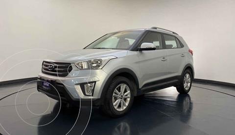 Hyundai Creta GLS Aut usado (2018) color Plata precio $252,999