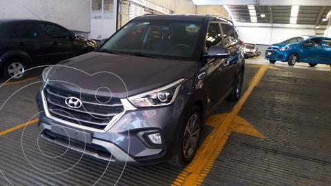 Hyundai Creta Limited usado (2019) color Gris precio $319,900