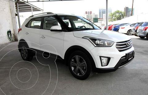 Hyundai Creta Limited Aut usado (2018) color Blanco precio $296,990