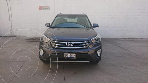 Hyundai Creta GLS Premium usado (2018) color Gris Oscuro precio $289,000