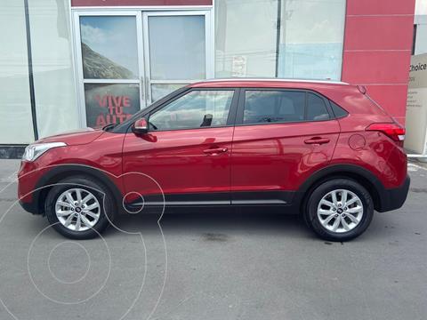 Hyundai Creta GLS usado (2020) color Rojo precio $310,000