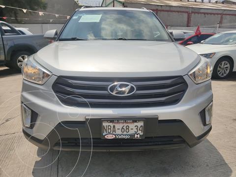 Hyundai Creta GLS usado (2016) color Plata precio $225,000