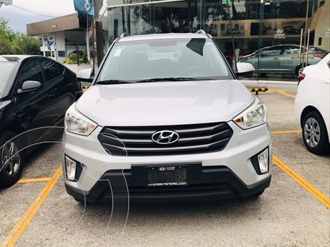 Hyundai Creta GL usado (2017) color Plata Dorado precio $210,000
