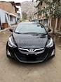 Foto venta Auto usado Hyundai Elantra  1.6L GL Comfort (2014) color Negro precio $11,700
