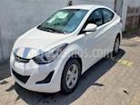 Foto venta Auto usado Hyundai Elantra 4p GLS L4/1.8 Aut (2016) color Blanco precio $179,000