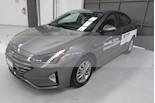 Foto venta Auto usado Hyundai Elantra 4p GLS L4/2.0 Man (2019) color Gris precio $285,000