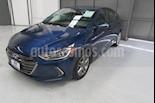 Foto venta Auto usado Hyundai Elantra 4p GLS Premium L4/1.8 Aut (2016) color Azul precio $195,000