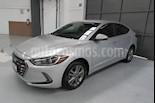 Foto venta Auto usado Hyundai Elantra 4p GLS Premium L4/2.0 Aut (2017) color Plata precio $230,000