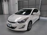 Foto venta Auto usado Hyundai Elantra 4p Limited Tech L4/1.8 Aut (2015) color Blanco precio $225,000