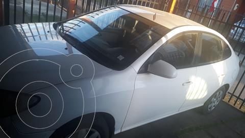 Hyundai Elantra GLS 1.6  usado (2010) color Blanco precio $5.000.000
