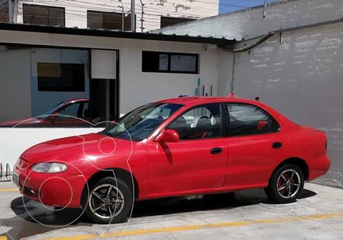 Hyundai Elantra 1.6 Ac  usado (1997) color Rojo precio u$s4.000