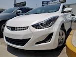 Foto venta Auto usado Hyundai Elantra GLS Aut (2016) color Blanco precio $175,000