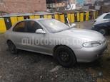 Foto venta Carro usado Hyundai Elantra GLS Full 1800 cc (1998) color Gris precio $7.500.000