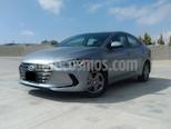 Foto venta Auto usado Hyundai Elantra GLS (2017) color Gris precio $223,000