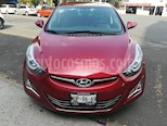 Foto venta Auto usado Hyundai Elantra Limited Tech Aut (2015) color Rojo precio $182,000