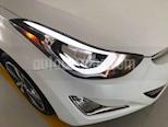 Foto venta Auto usado Hyundai Elantra Limited Tech Aut (2015) color Blanco precio $235,000