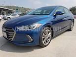Foto venta Auto usado Hyundai Elantra Limited Tech Navi Aut (2017) color Azul precio $240,000