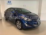 Foto venta Auto usado Hyundai Elantra Limited Tech Navi Aut (2016) color Azul precio $235,000