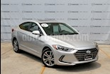 Foto venta Auto usado Hyundai Elantra Limited Tech Navi Aut (2017) color Plata precio $259,000