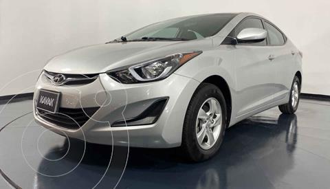 Hyundai Elantra GLS Aut usado (2016) color Plata precio $189,999