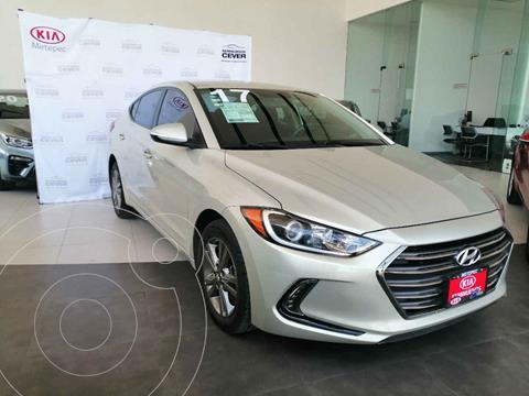 Hyundai Elantra GLS Premium Aut usado (2017) color Dorado precio $234,900