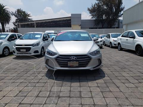 Hyundai Elantra GLS Premium usado (2018) color Plata Dorado precio $249,900
