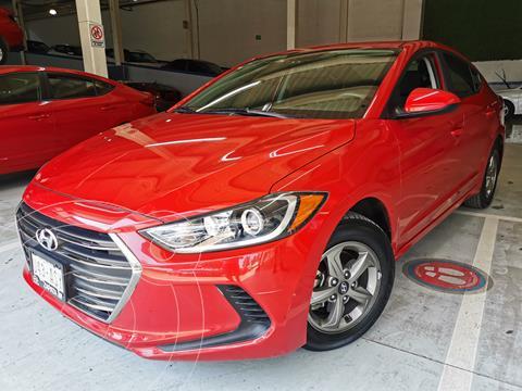 Hyundai Elantra GLS usado (2018) color Rojo precio $225,000